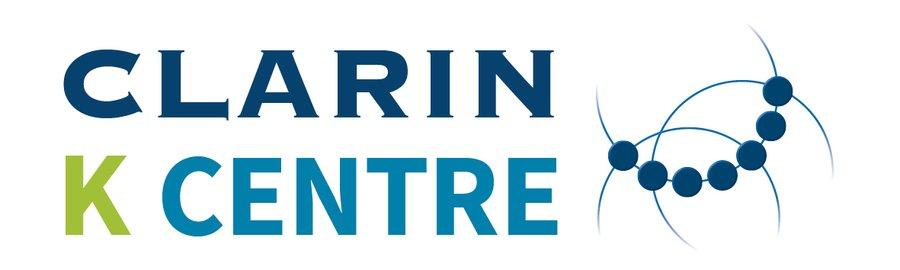 Logo CLARIN K Centre
